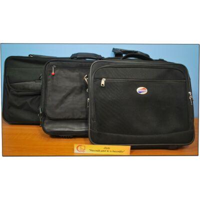 """Vegyes használt notebook táska vállpánttal 14,1""""-ig"""
