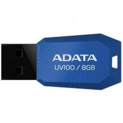 Adata 8GB Pendrive UV100 kék USB2 ÚJ