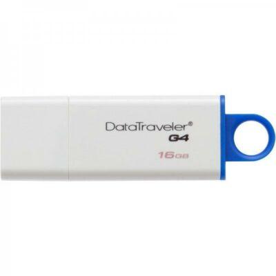 Kingston 16GB Datatraveler G4 USB2.0/3.0/3.1 Pendrive ÚJ