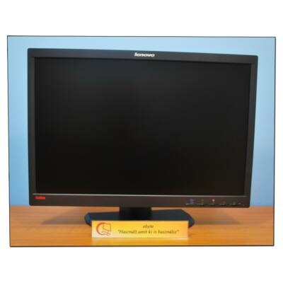 "Lenovo LT2252p 22"" White LED Backlight LCD monitor"