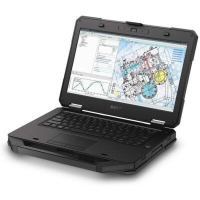 """DELL LATITUDE 5414 RUGGED -Core i5-6300U/8GB DDR4/120GB SSD/CAM 13,8"""" FHD Touch+ Win"""