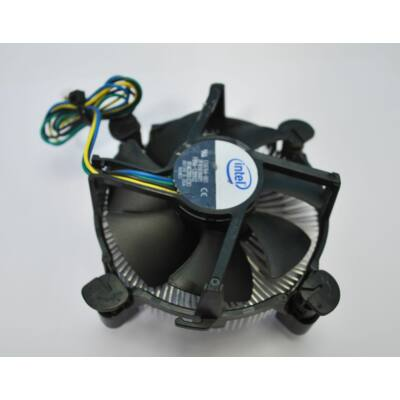 Intel s1155-s1156 használt CPU cooler (bepattintós)