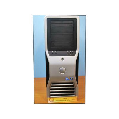 DELL Precision T7500 1x Xeon X5667 8x3000& Quadro 2000 1GB