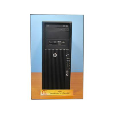 HP Z420 Xeon E5-1620v2 (I7 4820K) 8x3700& ATI RX 580 4G+SSD+ Win10
