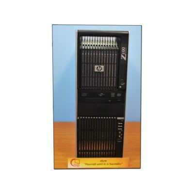 HP Z600 2xXeon E5620 16x2400& Quadro FX4800 1,5G DDR5