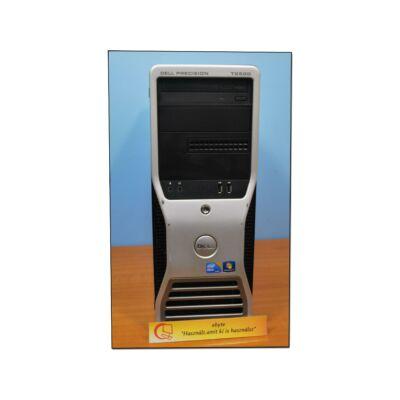 DELL Precision T5500 2x Xeon E5620 16x2400MT& Quadro 2000+ Win10